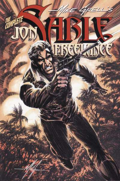 Jon Sable: Freelance #3 cheap bargain discounted comic books Jon Sable: Freelance #3 comic books