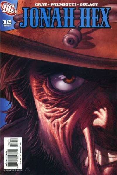 Jonah Hex #12 Comic Books - Covers, Scans, Photos  in Jonah Hex Comic Books - Covers, Scans, Gallery