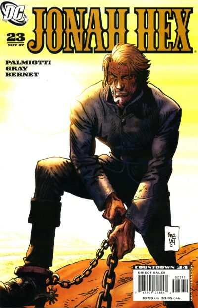 Jonah Hex #23 comic books for sale