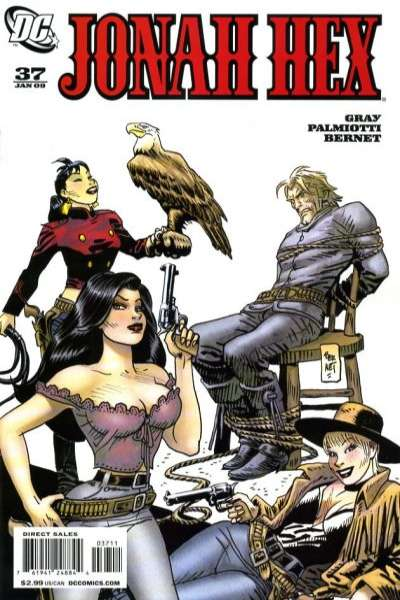 Jonah Hex #37 comic books for sale