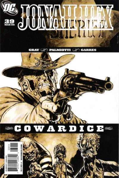 Jonah Hex #39 comic books - cover scans photos Jonah Hex #39 comic books - covers, picture gallery