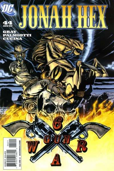 Jonah Hex #44 comic books for sale