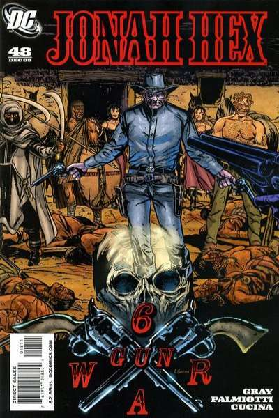 Jonah Hex #48 comic books for sale