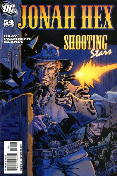 Jonah Hex #54 comic books - cover scans photos Jonah Hex #54 comic books - covers, picture gallery
