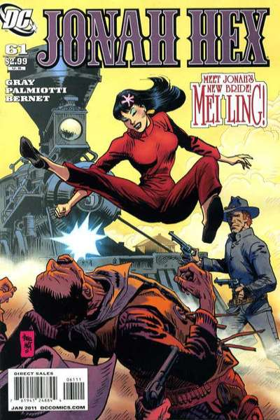Jonah Hex #61 comic books for sale