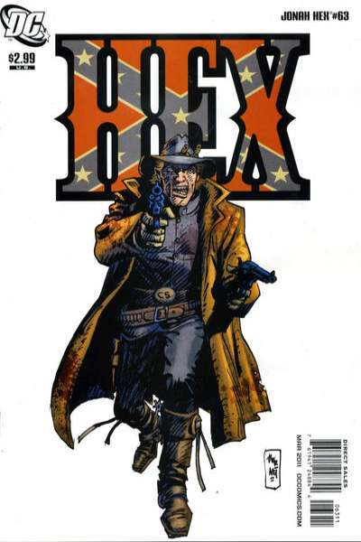 Jonah Hex #63 comic books for sale