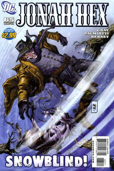 Jonah Hex #65 comic books for sale