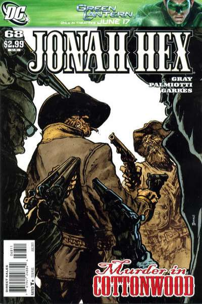 Jonah Hex #68 comic books for sale