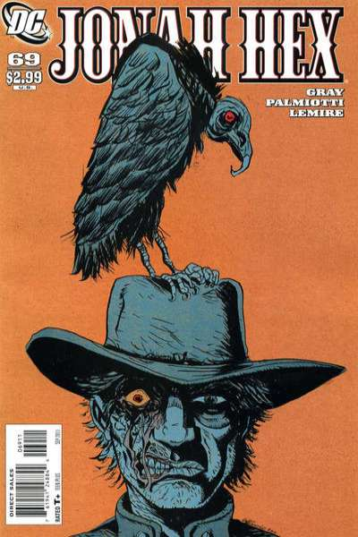 Jonah Hex #69 comic books for sale
