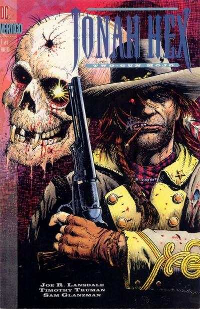 Jonah Hex: Two-Gun Mojo #1 comic books - cover scans photos Jonah Hex: Two-Gun Mojo #1 comic books - covers, picture gallery
