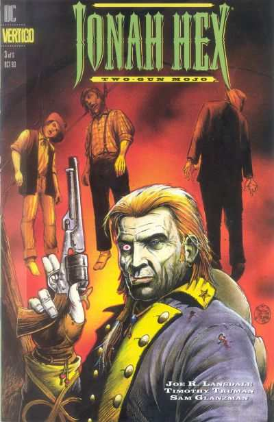 Jonah Hex: Two-Gun Mojo #3 comic books for sale