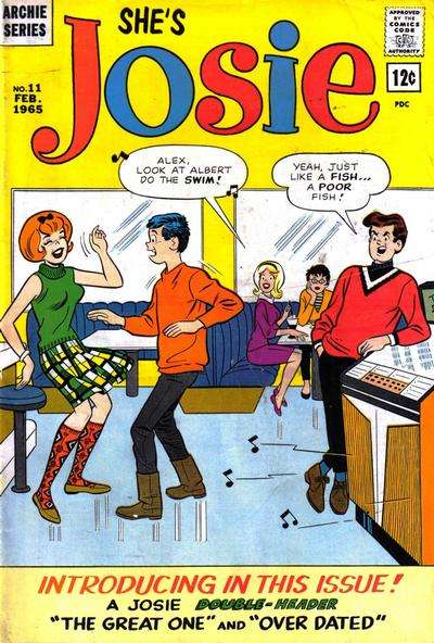 Josie #11 Comic Books - Covers, Scans, Photos  in Josie Comic Books - Covers, Scans, Gallery