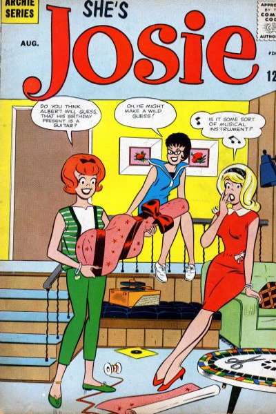 Josie #7 Comic Books - Covers, Scans, Photos  in Josie Comic Books - Covers, Scans, Gallery
