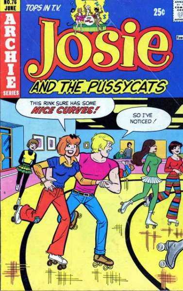 Josie #76 comic books for sale
