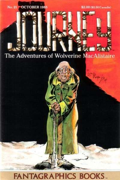 Journey #21 comic books for sale