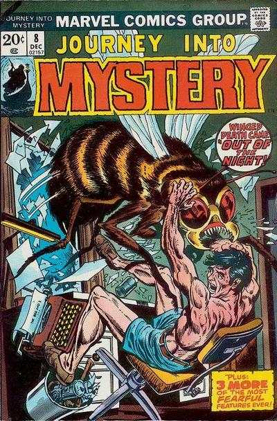Journey into Mystery #8 comic books - cover scans photos Journey into Mystery #8 comic books - covers, picture gallery