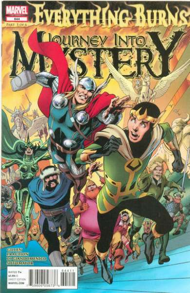 Journey into Mystery #644 Comic Books - Covers, Scans, Photos  in Journey into Mystery Comic Books - Covers, Scans, Gallery