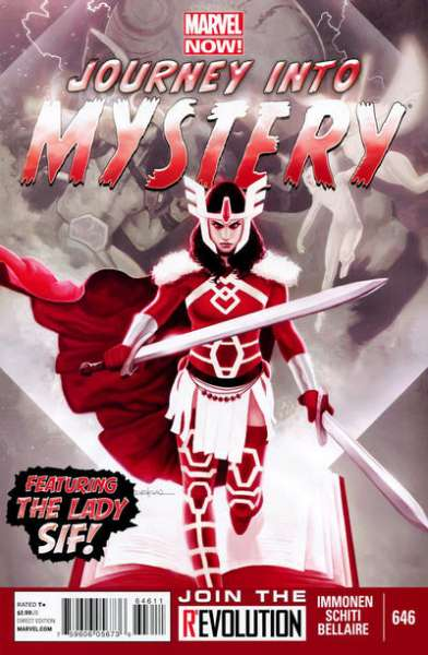 Journey into Mystery #646 Comic Books - Covers, Scans, Photos  in Journey into Mystery Comic Books - Covers, Scans, Gallery