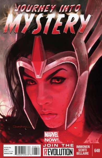 Journey into Mystery #648 comic books for sale