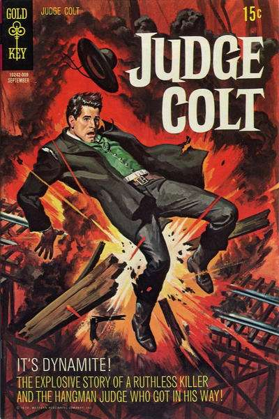 Judge Colt #4 Comic Books - Covers, Scans, Photos  in Judge Colt Comic Books - Covers, Scans, Gallery