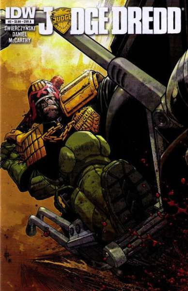 Judge Dredd #2 comic books for sale