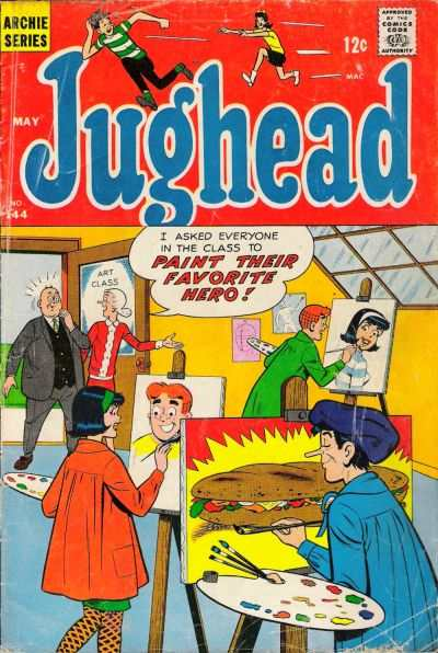 Jughead #144 Comic Books - Covers, Scans, Photos  in Jughead Comic Books - Covers, Scans, Gallery