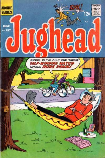 Jughead #157 comic books for sale