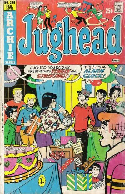 Jughead #249 Comic Books - Covers, Scans, Photos  in Jughead Comic Books - Covers, Scans, Gallery