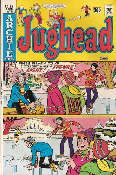 Jughead #251 Comic Books - Covers, Scans, Photos  in Jughead Comic Books - Covers, Scans, Gallery