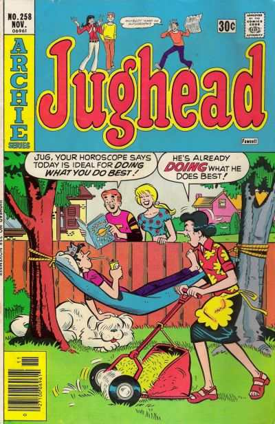 Jughead #258 comic books for sale