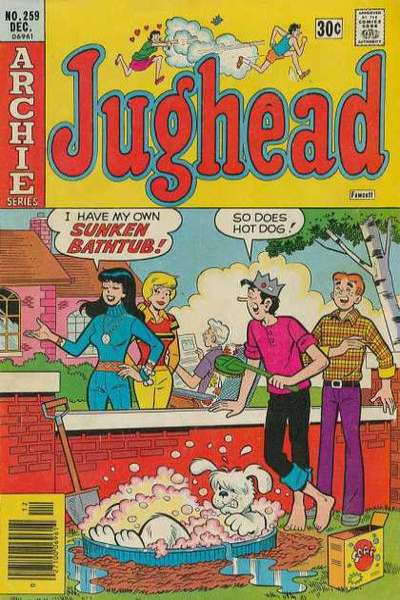 Jughead #259 comic books for sale