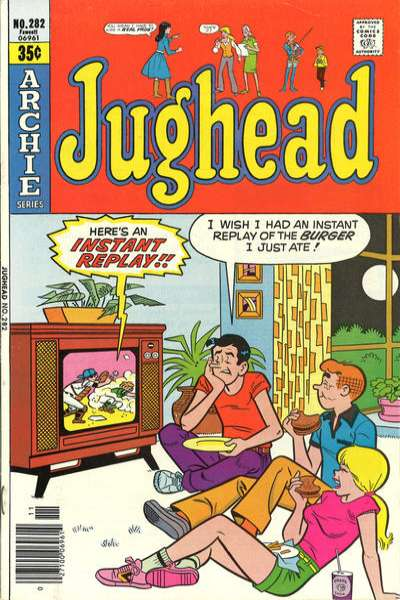 Jughead #282 comic books for sale
