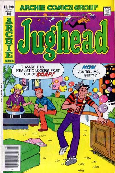 Jughead #290 comic books for sale