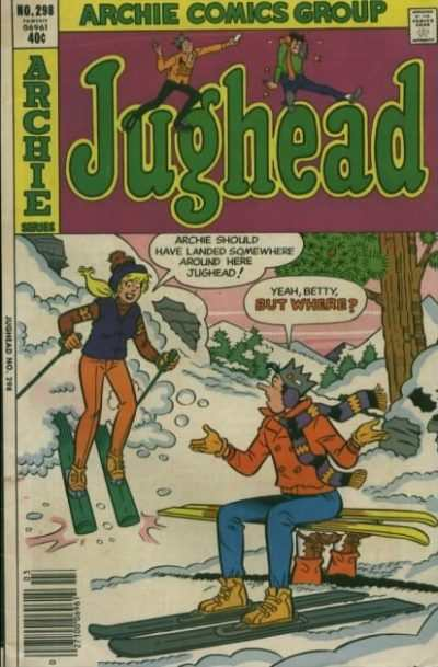 Jughead #298 comic books for sale
