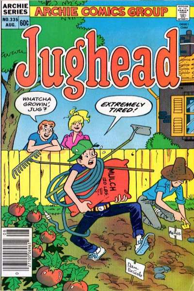 Jughead #335 Comic Books - Covers, Scans, Photos  in Jughead Comic Books - Covers, Scans, Gallery