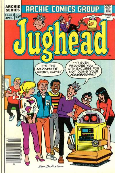 Jughead #339 Comic Books - Covers, Scans, Photos  in Jughead Comic Books - Covers, Scans, Gallery