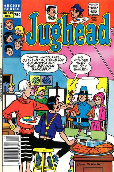 Jughead #349 Comic Books - Covers, Scans, Photos  in Jughead Comic Books - Covers, Scans, Gallery