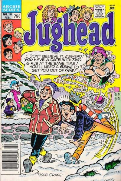 Jughead #10 comic books for sale