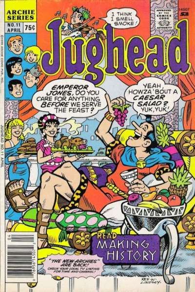 Jughead #11 comic books for sale