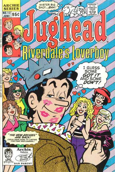 Jughead #12 comic books for sale