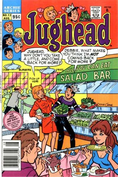 Jughead #13 comic books for sale