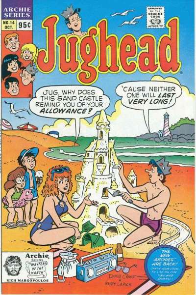 Jughead #14 Comic Books - Covers, Scans, Photos  in Jughead Comic Books - Covers, Scans, Gallery