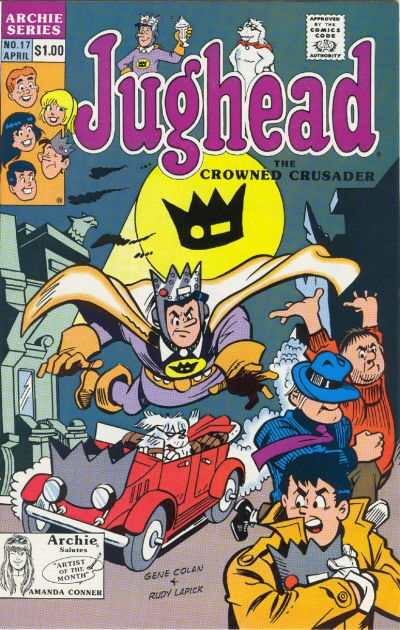 Jughead #17 Comic Books - Covers, Scans, Photos  in Jughead Comic Books - Covers, Scans, Gallery