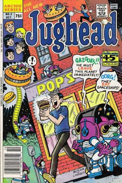 Jughead #2 comic books for sale