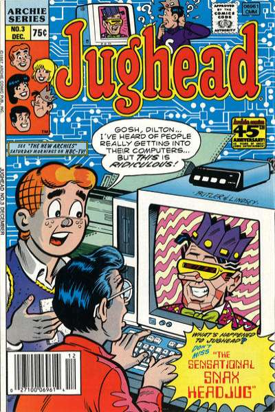 Jughead #3 comic books for sale