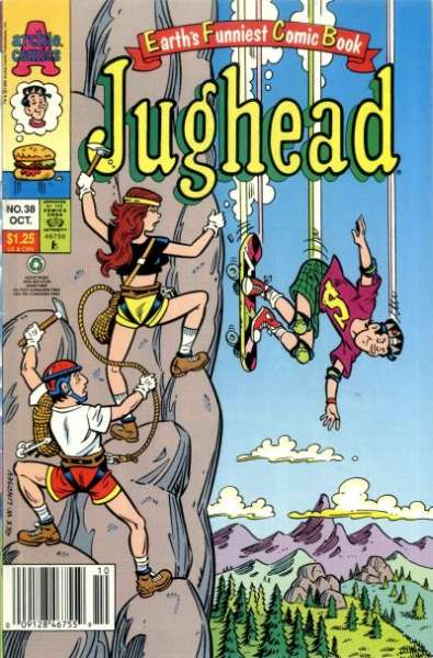 Jughead #38 comic books - cover scans photos Jughead #38 comic books - covers, picture gallery