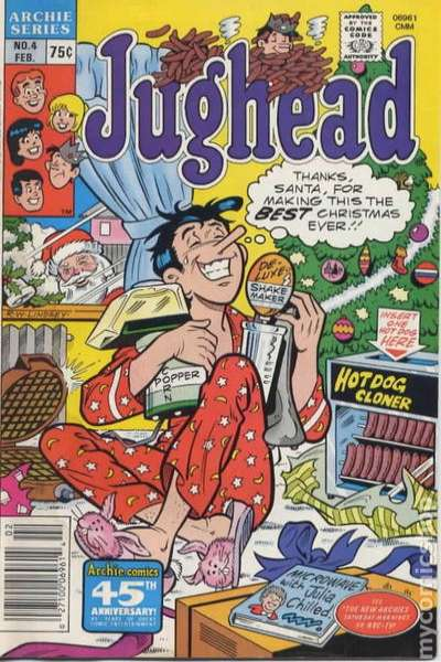 Jughead #4 Comic Books - Covers, Scans, Photos  in Jughead Comic Books - Covers, Scans, Gallery