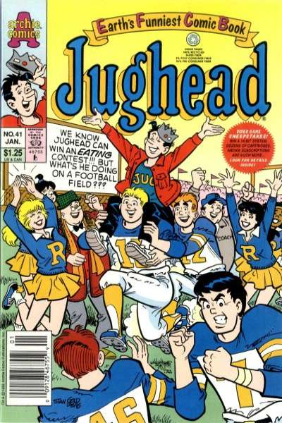 Jughead #41 comic books for sale