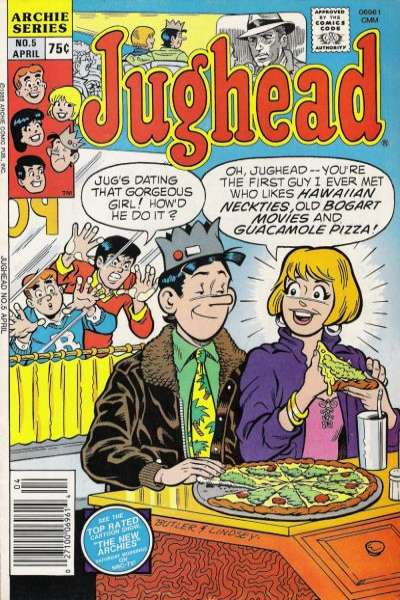 Jughead #5 Comic Books - Covers, Scans, Photos  in Jughead Comic Books - Covers, Scans, Gallery