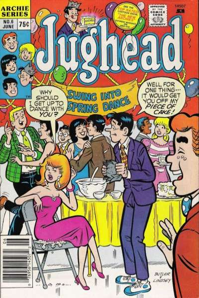 Jughead #6 comic books for sale